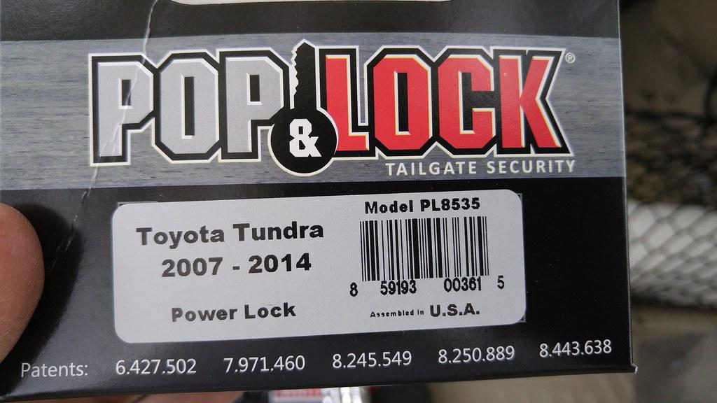 2016 tacoma pop lock install tailgate lock publicscrutiny Choice Image