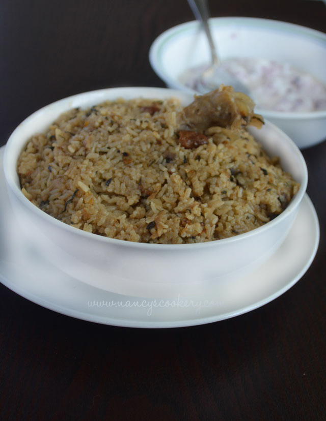 Dindigul Thalapakatti style chicken biryani Recipe - Step19