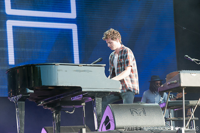 Charlie Puth - Rock in Rio Lisboa '16