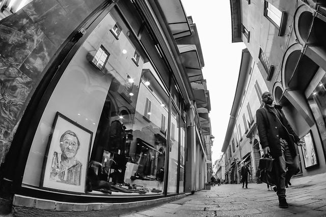 Bologna - Via D'Azeglio