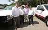 Encabeza MVC entrega de uniformes y vehículos al Ayuntamiento de Tapachula