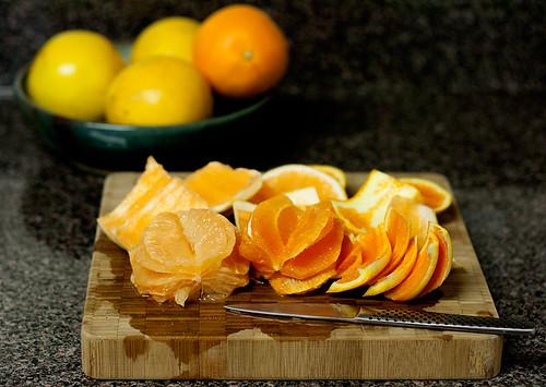 Segmented Citrus