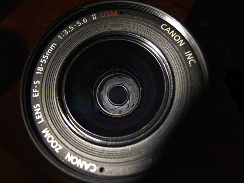 The lens is a complex piece of equipment with some really easy ideas behind it.