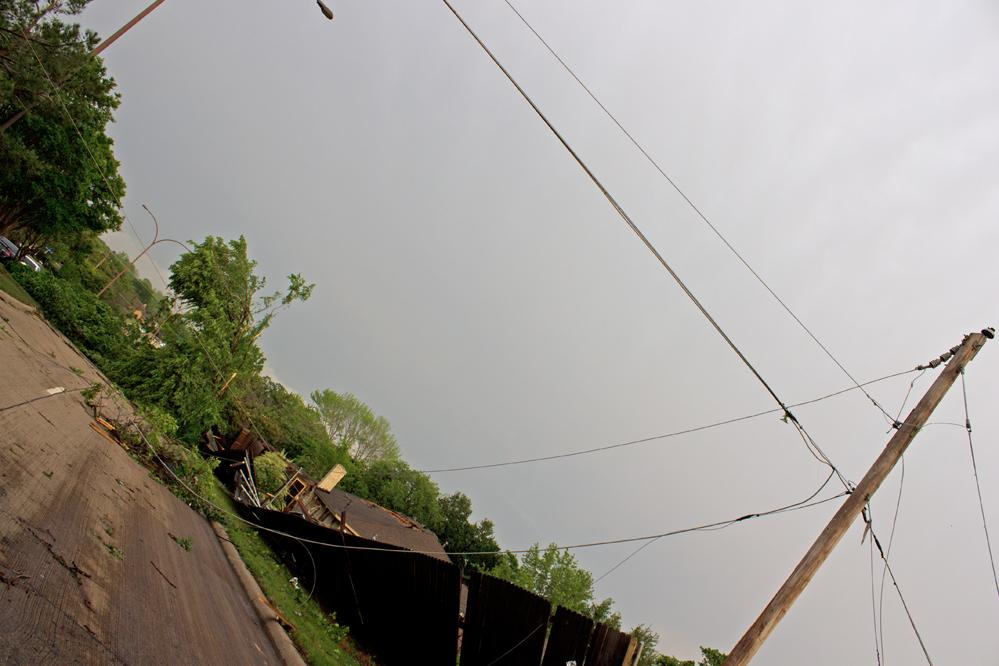 Bardin Power Lines
