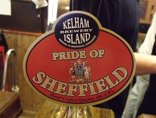 Kelham Island, Pride of Sheffield, England