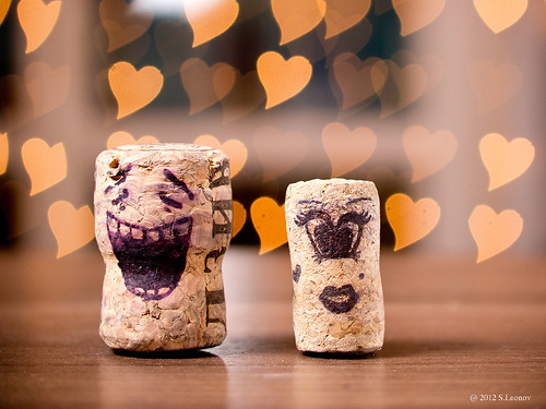 Cork's love by S.Leonov