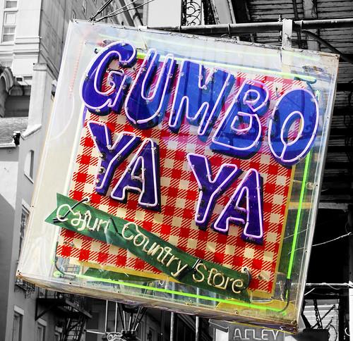 Gumbo Ya Ya by Ricky L. Jones Photography
