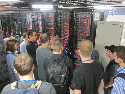 TechStars Cloud Data Center Tour
