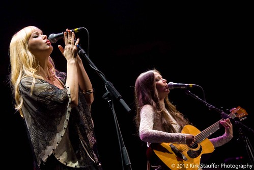 The Pierces @ Key Arena
