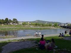Kyoto Kamo River
