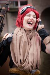 2012-04-22 Elf Fantasy Fair, edition Haarzuilens 2012, Puck