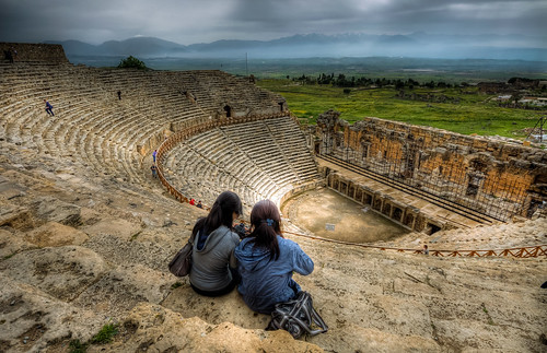 Hierapolis Theatre, Turkey
