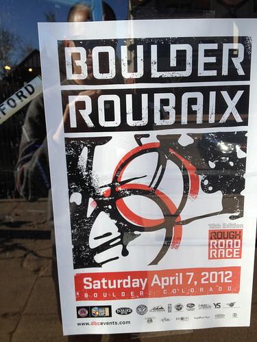 Boulder Roubaix 2012