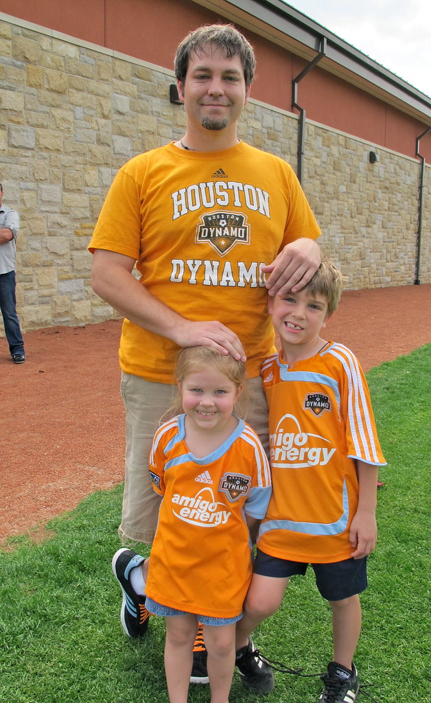 Dynamo Day 1: Reserve Match vs Sporting KC March 27 2012