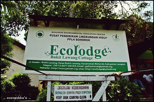 Welcome to Ecolodge ..