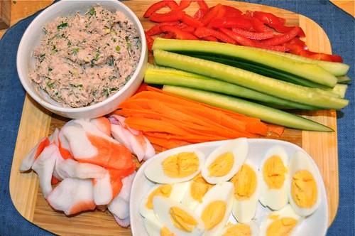 sushi fixins 1