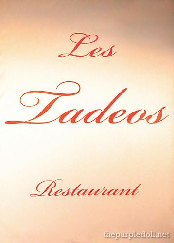 Les Tadeos Restaurant