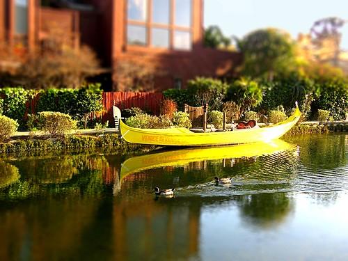 """toy boat, toy boyt"" by Janine Autolitano"