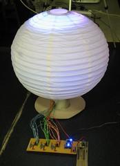 Aurora Lamp