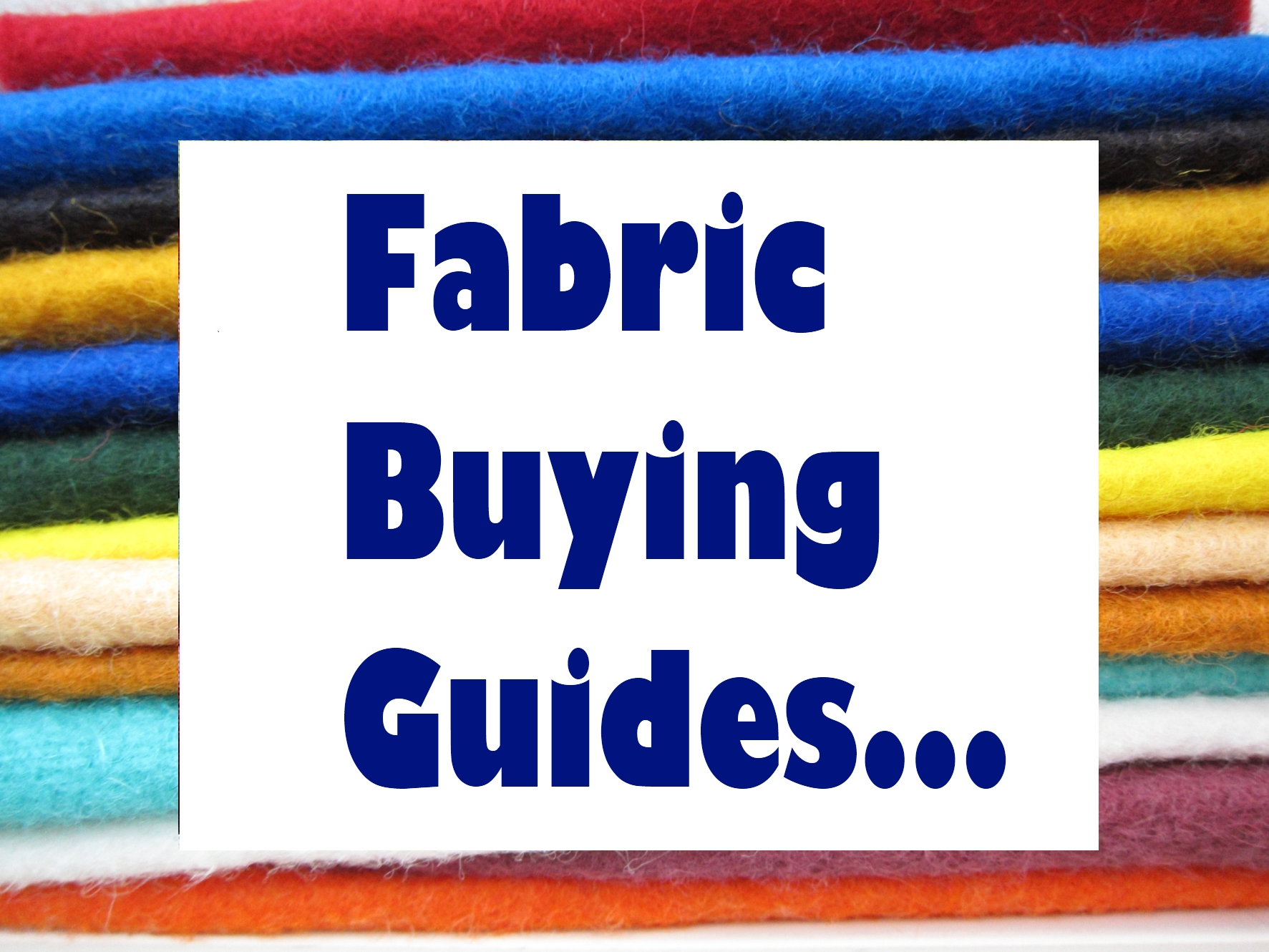 fabric buying guide logo
