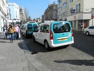 Brighton & Hove Taxi - Citroen Berlingo Multispace - A5 VSV