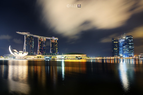 The Night That The Lights Never Went Out | Part 30 | Marina Bay Sands | ArtScience Museum