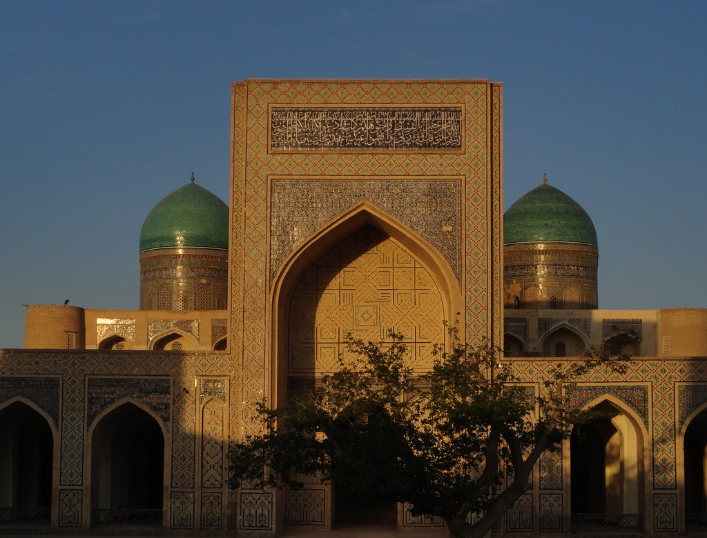 Mesquita Kalon VII, Bukhara (Uzbekistan)