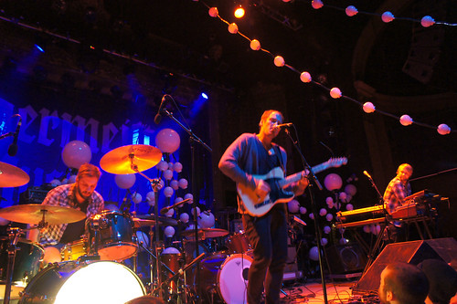 The Epilogues, Ogden Theatre, Denver 5/2/12