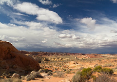 Sky Light - Valley of Fire