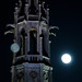 18491 Supermoon over Grace Cathedral by geekstinkbreath