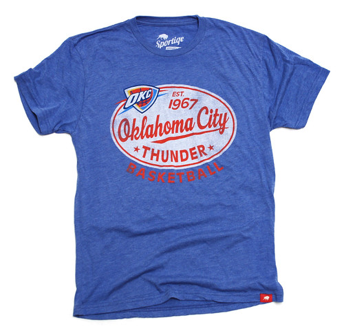 OKC THUNDER EASTSIDE T-SHIRT