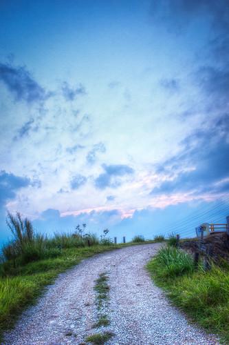 atardecer camino autopista nubes veracruz junio 2012 horaazul largaexposiciã³n cã³rdoba terracerãa