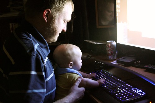 Gaming With Daddy