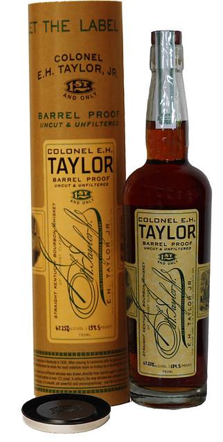 Buffalo Trace Distillery Releases Colonel E H Taylor Jr