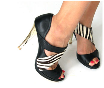 GlamRockChic Shoes