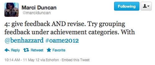 OAME2012