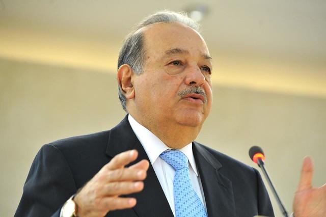 Geneva Lecture Series - Carlos Slim