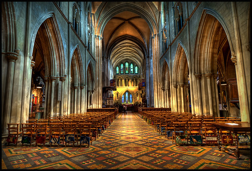 St Patrick's Cathedral, Dublin #2