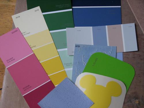 Paint Chip Clipboard 001