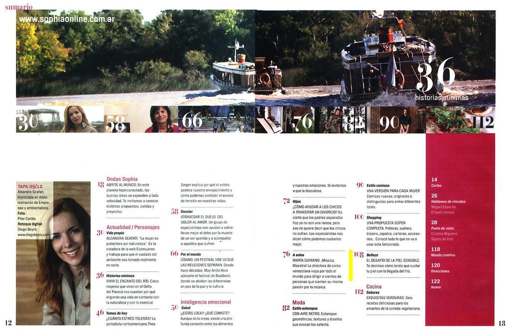 Revista Sophia Mayo 2012 (2)