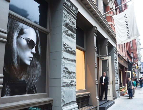a1 NY - Burberry Eyewear event in New York