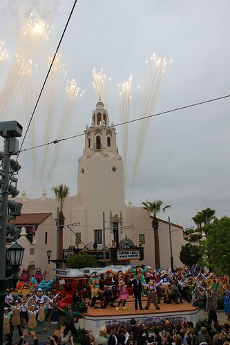 Disney California Adventure grand reopening