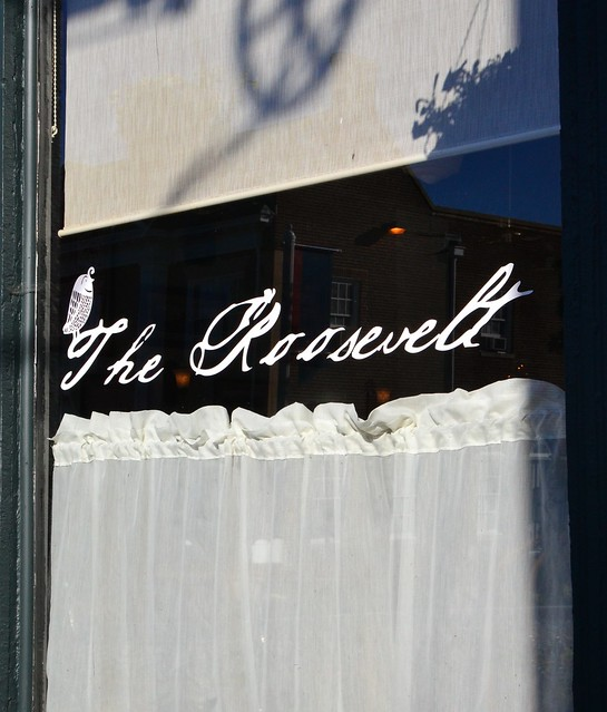 The Roosevelt Sign