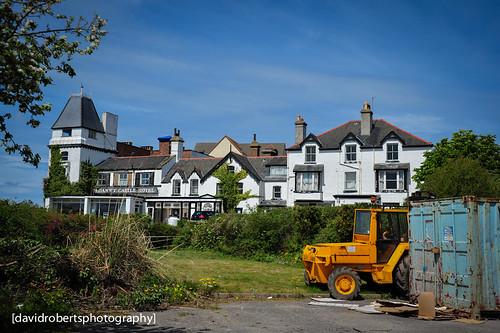 Deganwy Castle Hotel by [davidrobertsphotography]
