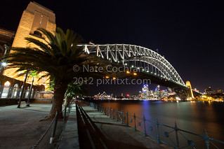 Harbour Bridge from Milsons Point