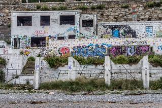 Kuva Killiney Beach lähellä Loughlinstown. ireland urban dublin abandoned beach europe rooms tea decay roi countydublin dunlaoghaire killiney williammurphy wwwstreetsofdublincom infomatique southcountydublin photographedbywilliammurphy republibofireland