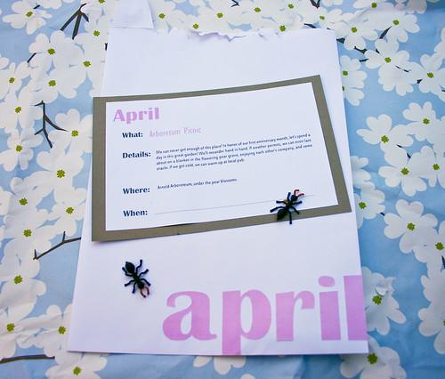 April clues