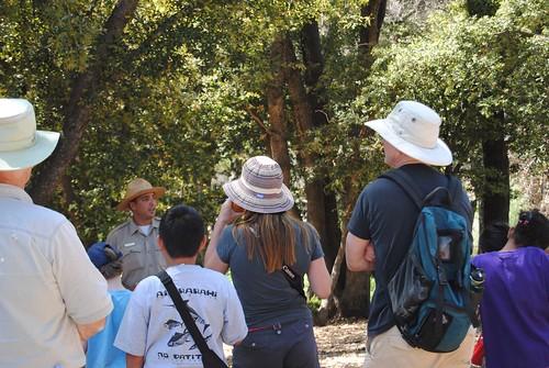 Nature hike May 19