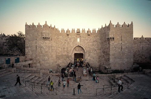 Damascus Gate, Biogon 21mm f2.8