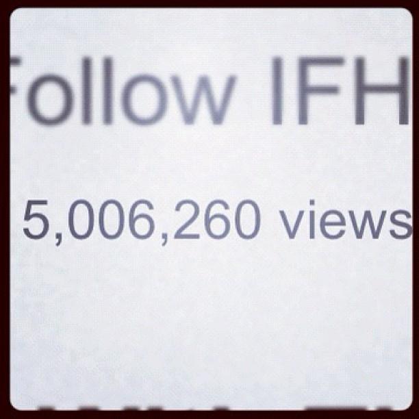 5 Million Views